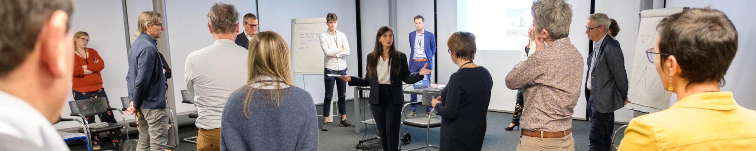 Teamcoaching en Leadership Development