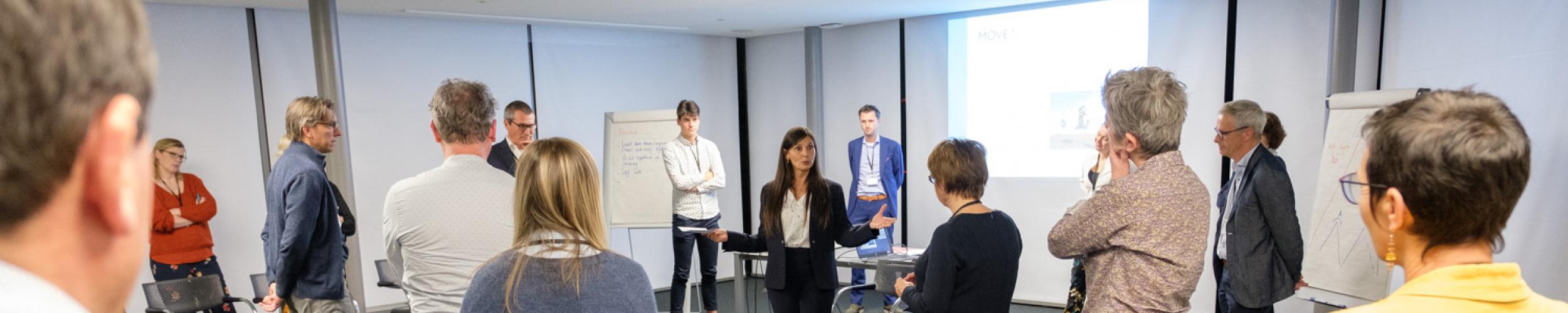 Teamcoaching: maak van uw groep een team